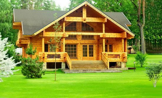Реальная стоимость дома из клееного бруса - обсчитываем материал на дом 5