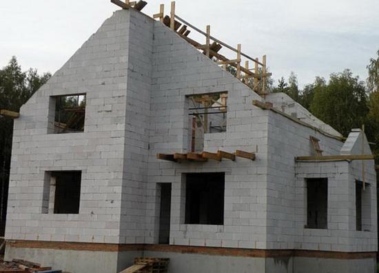 Реальная стоимость кладки газобетона за куб - считаем смету возведения стен 2