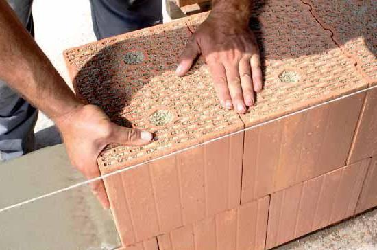 Теплая керамика - недостатки этого материала при кладке стен дома 5