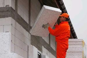 Утепление дома из пеноблоков снаружи - современные материалы, технологии, методики 1
