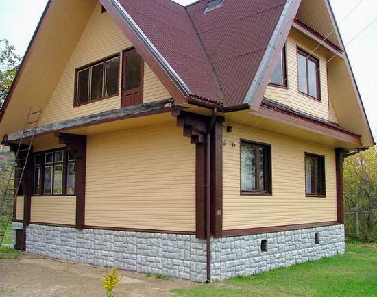 Вагонка - размеры и применение для обшивки стен дома 3
