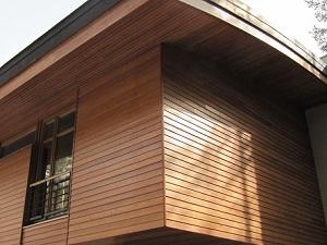 Вагонка - размеры и применение для обшивки стен дома 1