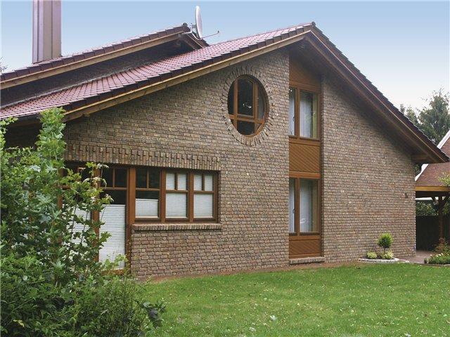 фасад дома фото частных домов из кирпича 14