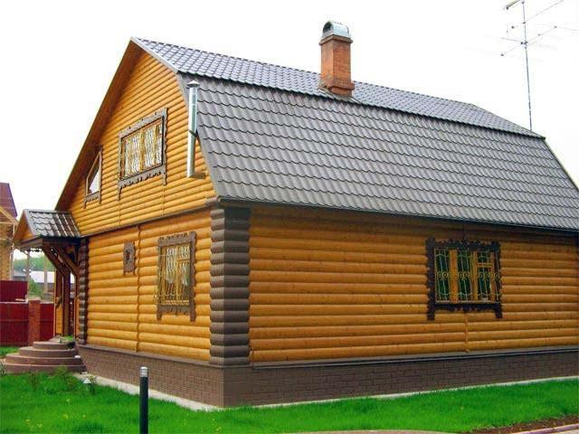 облицовка фасада дома какой материал лучше фото 10