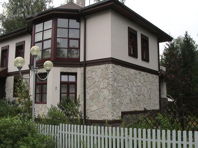 облицовка фасада дома какой материал лучше фото 8