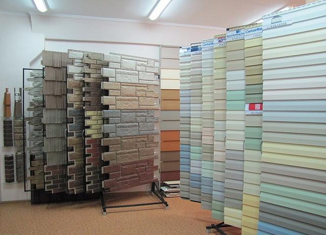 Цветовая гамма сайдинга - образцы обшитых домов в разных цветах 5