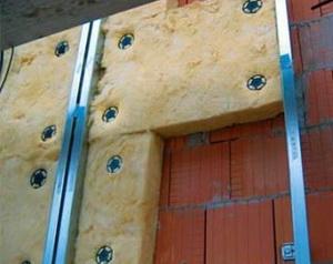 Современные материалы для утепления фасадов домов
