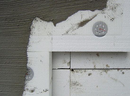 Фасадный пенопласт 2