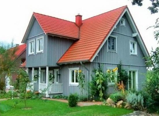 Идеи отделка фасада загородного дома