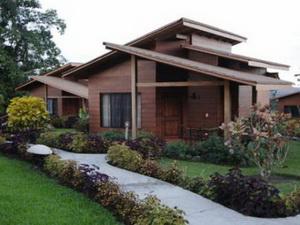 Дизайн фасада частного дома А