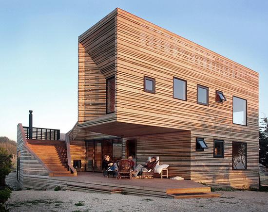 Фасад с утеплением базальтовой ватой