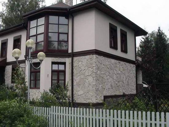 Фасадная плитка под натуральные материалы - кирпич и камень 5