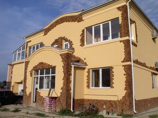 Фасадные краски - какие бывают и как применяются 2