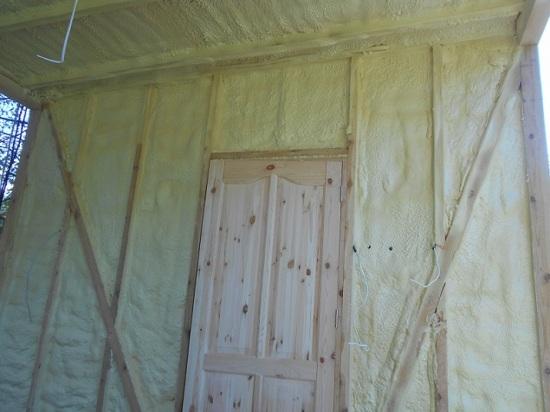 Нестандартное утепление деревянного дома 5