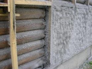 Нестандартное утепление деревянного дома 1