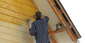 Лучшие краски для фасадов деревянных домов