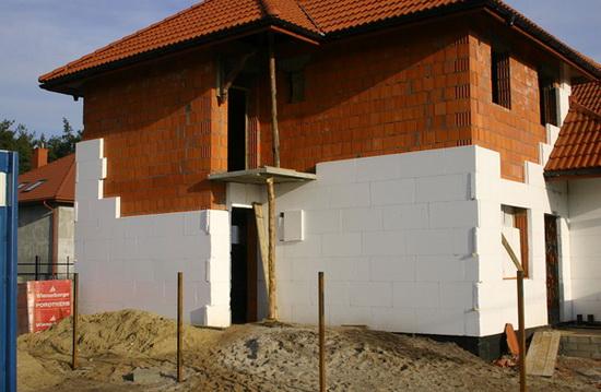 Эффективная толщина пенополистирола при утеплении стен в разных регионах 5