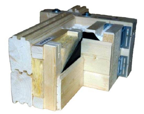Как можно утеплять деревянный дом изнутри и снаружи 3