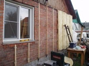 Как можно утеплять деревянный дом изнутри и снаружи 1