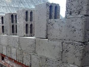 Утепление дома из керамзитобетонных блоков снаружи 1