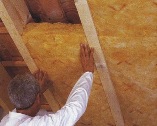 Как утеплить крышу, мансарду, чердак, фронтон в деревянном доме 4
