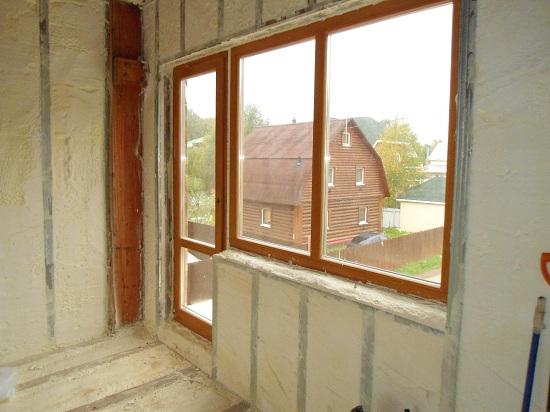 Утепление стен каркасного дома изнутри своими руками 5