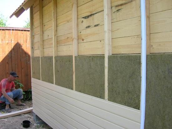 Утепление веранды деревянного дома изнутри 2