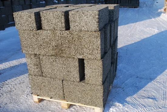 Арболит - недостатки материала при строительстве и эксплуатации частного дома 3