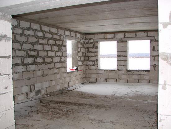 Калькулятор газобетонных блоков на дом - считаем потребность 3