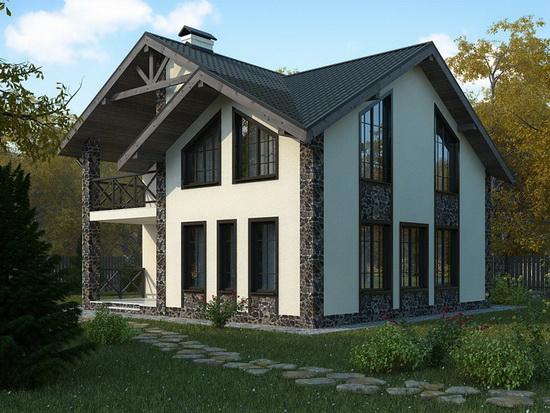 Калькулятор газобетонных блоков на дом - считаем потребность 4