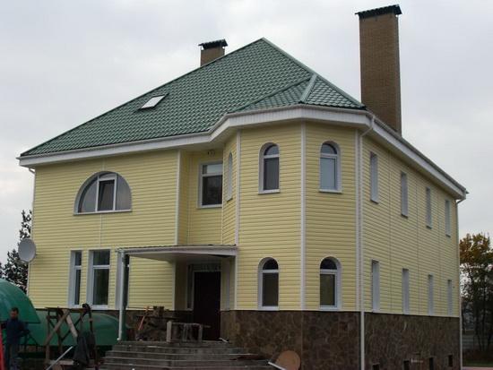Цокольный сайдинг Альта Сайдинг - выбираем оптимальный для фасада 4