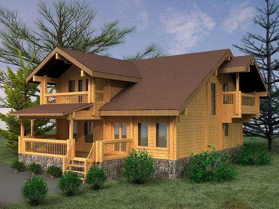 Стоит ли дом из бруса заказать или строить самому - ответы на вопросы 4