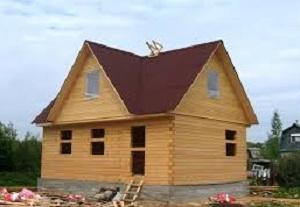 Стоит ли дом из бруса заказать или строить самому - ответы на вопросы 1