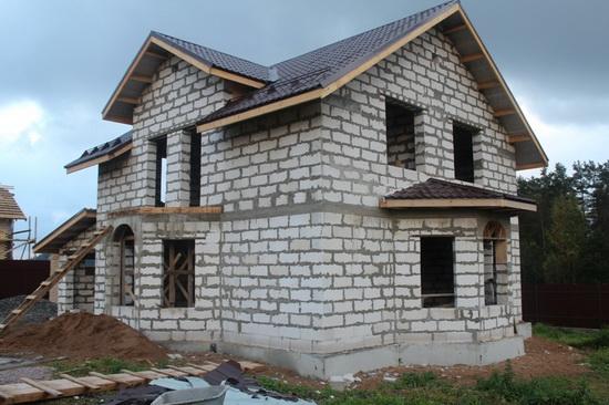 Калькулятор строительства дома из газобетона - считаем нашу стройку 3