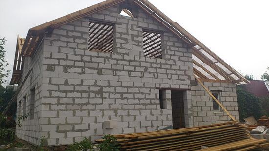 Газобетон или газосиликат - что лучше для постройки частного дома 3