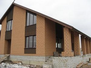 Количество кирпича в 1м3 кладки - считаем смету постройки кирпичного частного дома 1