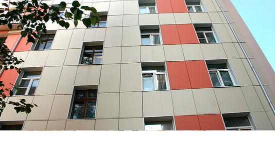 Латонит фиброцементные панели - плюсы и минусы фасадных панелей 2