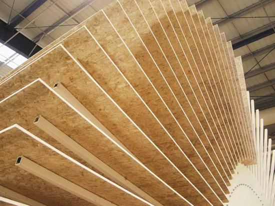 OSB плита - характеристики, отзывы, применение в фасадных работах 2