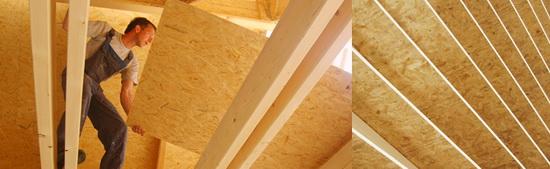 Плита OSB - технические характеристики, применение в каркасном частном строительстве 4