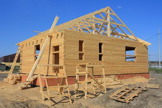 Расчет бруса на дом - калькулятор строительства небольшого брусового дома 4
