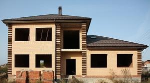 Разумный расход кирпича на 1м3 кладки при строительстве дома 1