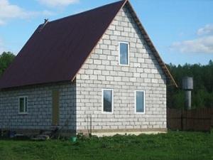 Стандартные размеры пеноблоков для строительства дома 1