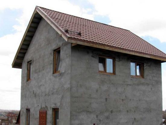 Щепа для арболита своими руками - строим экономно арболитовый дом 4