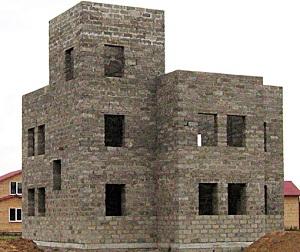 Щепа для арболита своими руками - строим экономно арболитовый дом 1