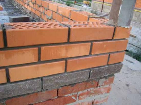Сколько кирпичей в 1м2 кладки - считаем площадь стен частного дома 5