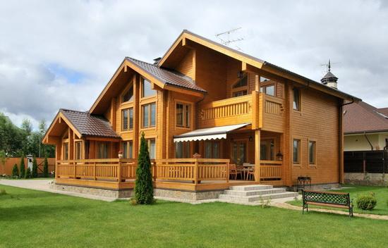 Срок эксплуатации деревянного жилого дома - как и чем увеличить продолжительность 2