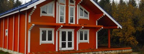 Срок эксплуатации деревянного жилого дома - как и чем увеличить продолжительность 4