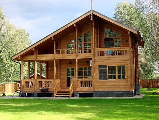 Реальная стоимость дома из клееного бруса - обсчитываем материал на дом 4