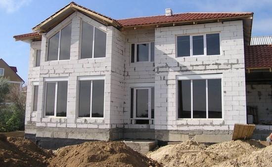 Реальная стоимость газобетонного блока - считаем смету на дом 2