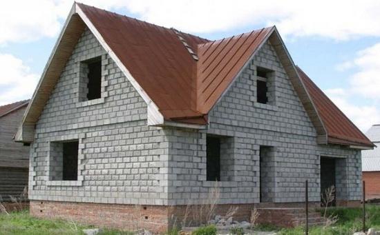 Реальная стоимость газобетонного блока - считаем смету на дом 3